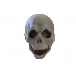 masque squelette seconde peau