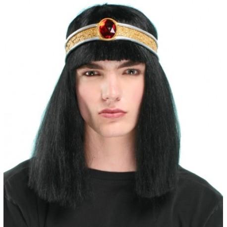Perruque égyptien