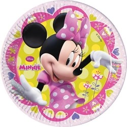 Assiettes minnie