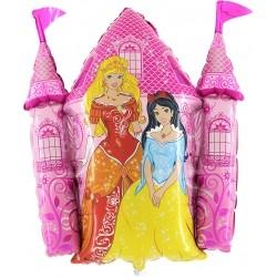 Ballon château princesse