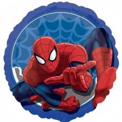 Ballon spiderman rond