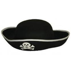 Chapeau pirate adulte