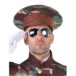 Casquette de militaire officier