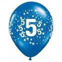 Ballon 5 ans multi