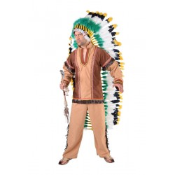 Costume indien homme
