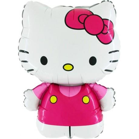 Ballon hello-kitty 1