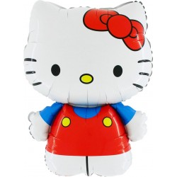 Ballon hello-kitty 2