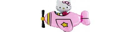 Ballon hello-kitty 3