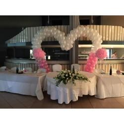 Coeur pour mariage