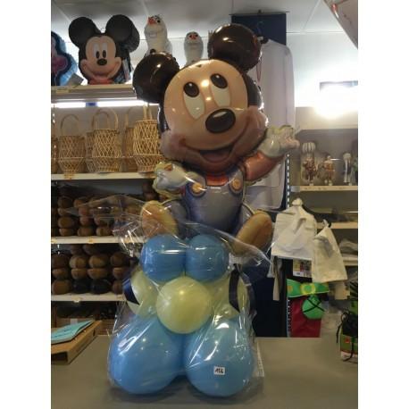 Ballon fushsia