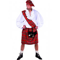 Kilt écossais