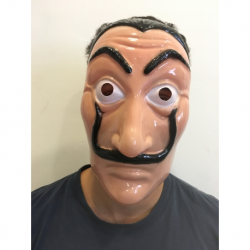 masque casa del papel