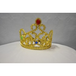 Couronne princesse doré