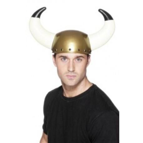 Casque gaulois viking