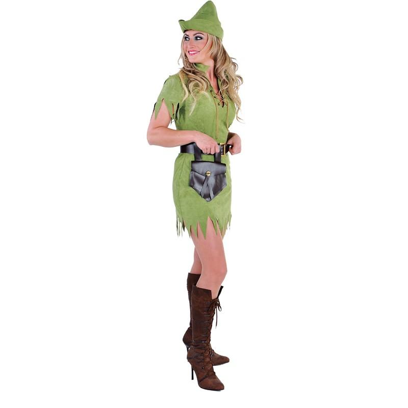 D guisement robin femme - Deguisement robin des bois fille ...