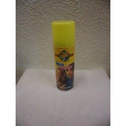 Bombe serpentin jaune