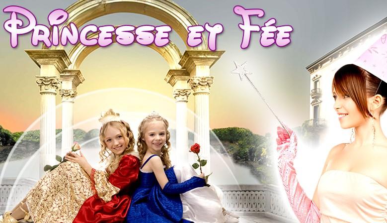 Princesses et fée