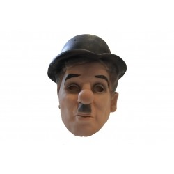 Masque luxe charlie chaplin