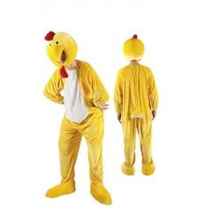 Mascotte poulet