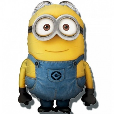 Ballon alu minion