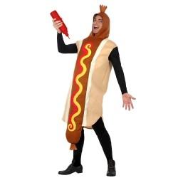 Déguisement hot-dog