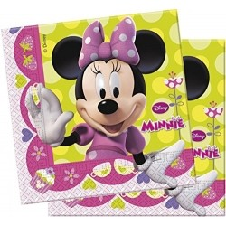 Serviette minnie