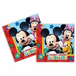 Serviette mickey