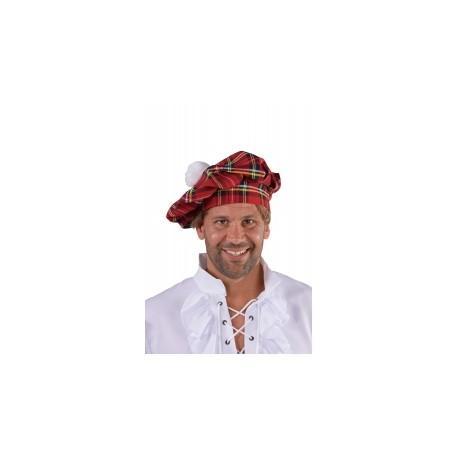 Bonnet écossais luxe