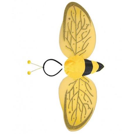 ailes abeille +  antenne