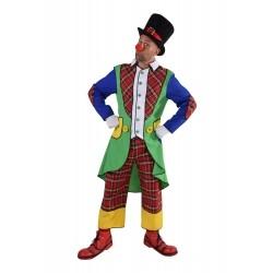 Clown longue veste