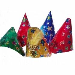 Chapeaux en carton par 50