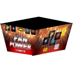 Fan power feux d'artifice