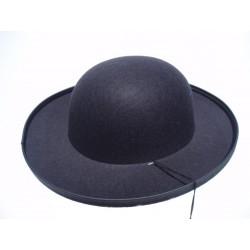 Chapeau curé rond