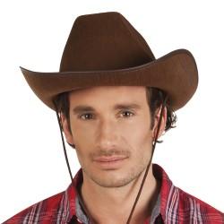 cow boy brun