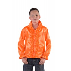 Disco enfant orange