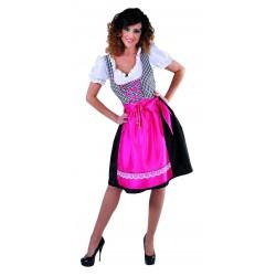 Tyrolienne femme