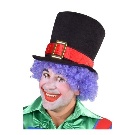 chapeau de clown luxe