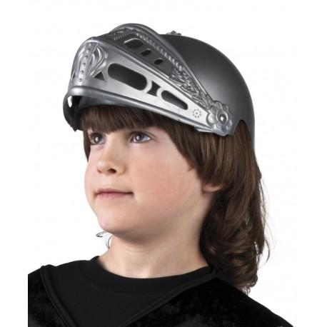 casque chevalier enfant