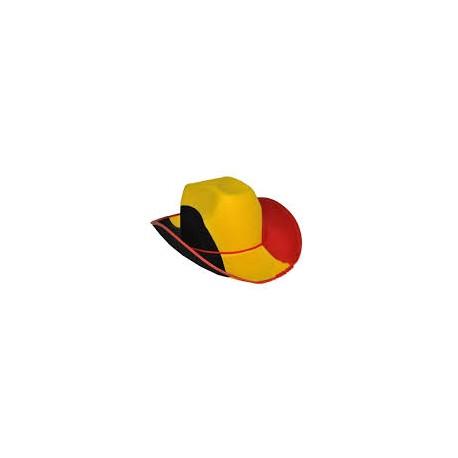 chapeau supporter belgique