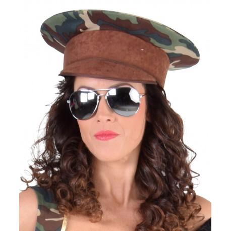 casquette officier dame