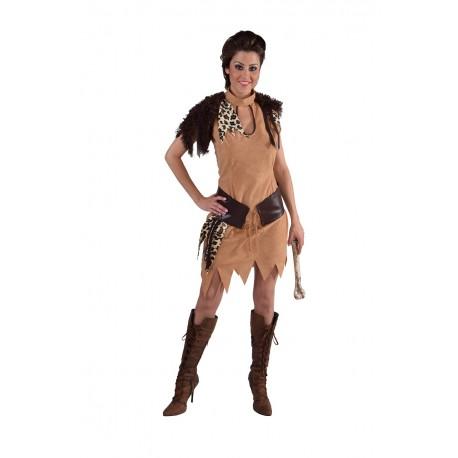 Dame préhistorique