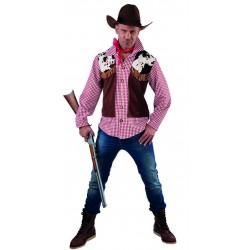 Gilet cowboy luxe
