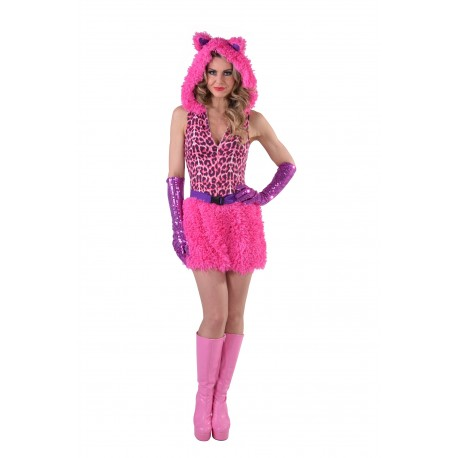 costume léopard