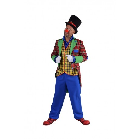 Clown luxe homme