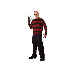 Déguisement classique de Freddy krueger