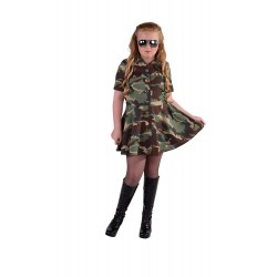 Commando fille
