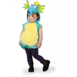 Dragon aquatique enfant