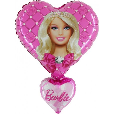 Ballon barbie