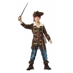 Pirate marron enfant