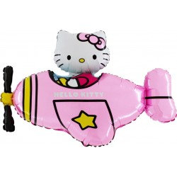 Ballon hello-kitty 3